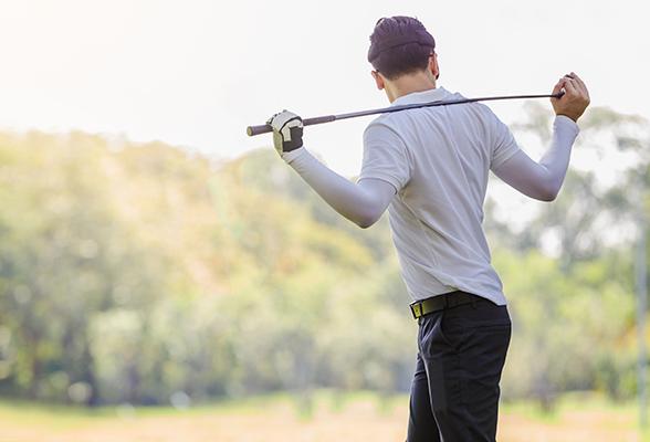 Effektives Aufwärmen vor deiner Golfrunde