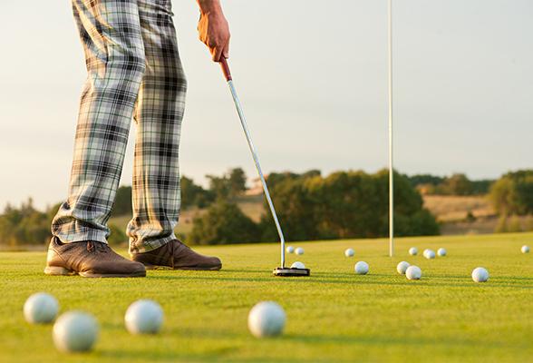 Die 7 besten Golf Trainingshilfen für deine Off-Season