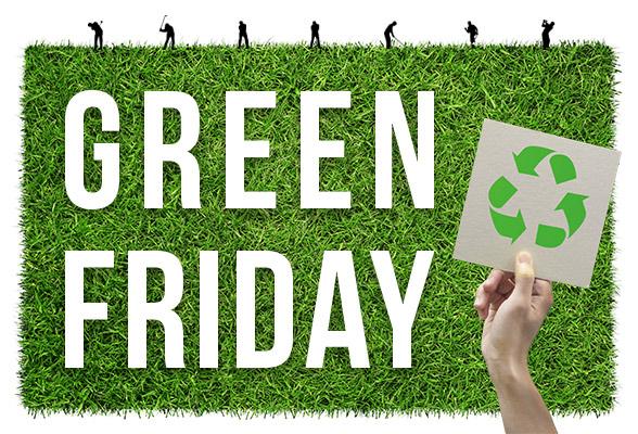 Green Friday - Nachhaltig sparen