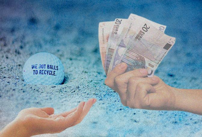Sparen bei Lakeballs