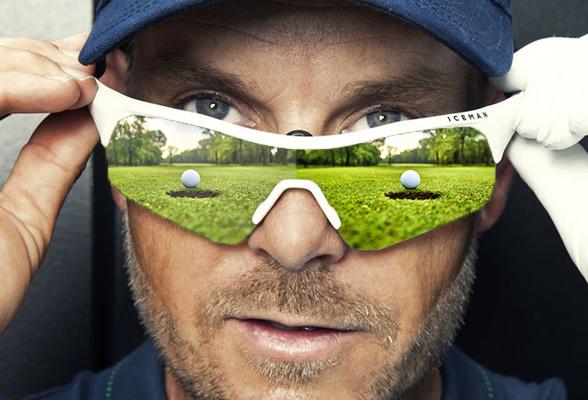 Skydda dina ögon på golfbanan!