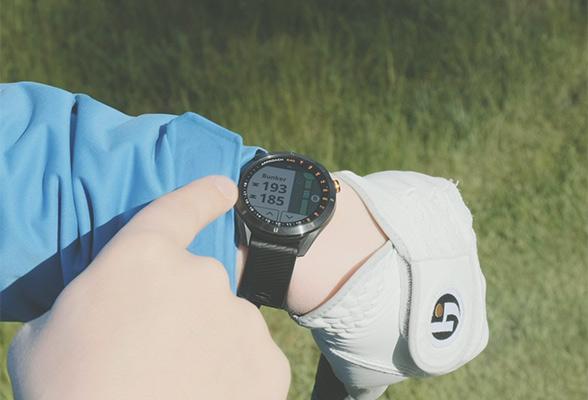 Golfvlogg: Garmin Approach S40