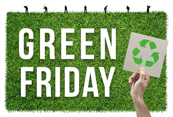 Green Friday - Shoppingglädje för dig och framtidens klimat