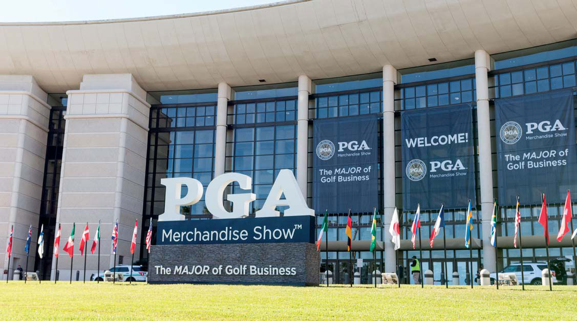 2020 PGA Merchandise Show Orlando