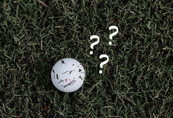 Frågor och svar om golfbollar