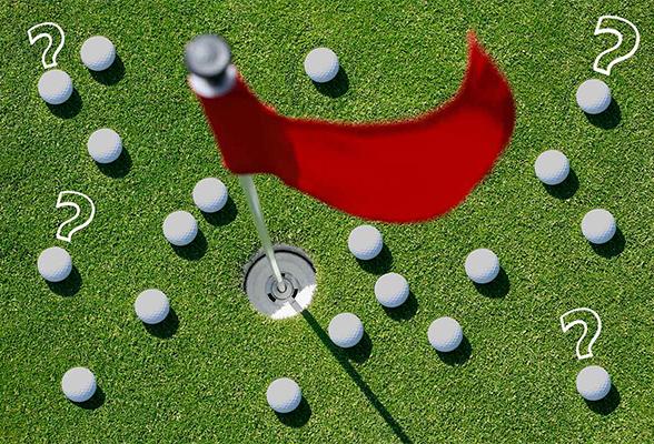 Frågor och svar om golfbollar del 2