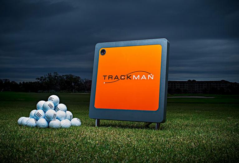 Trackman och rangebollar
