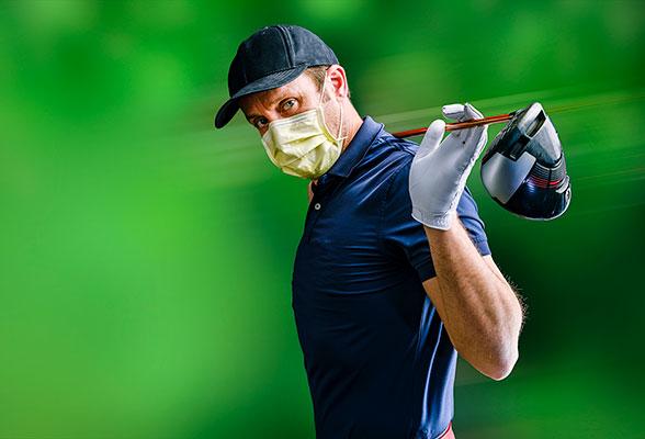 Så mycket golf spelas det i coronatider