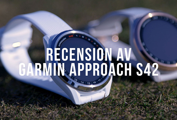 Recension av Garmin Approach S42