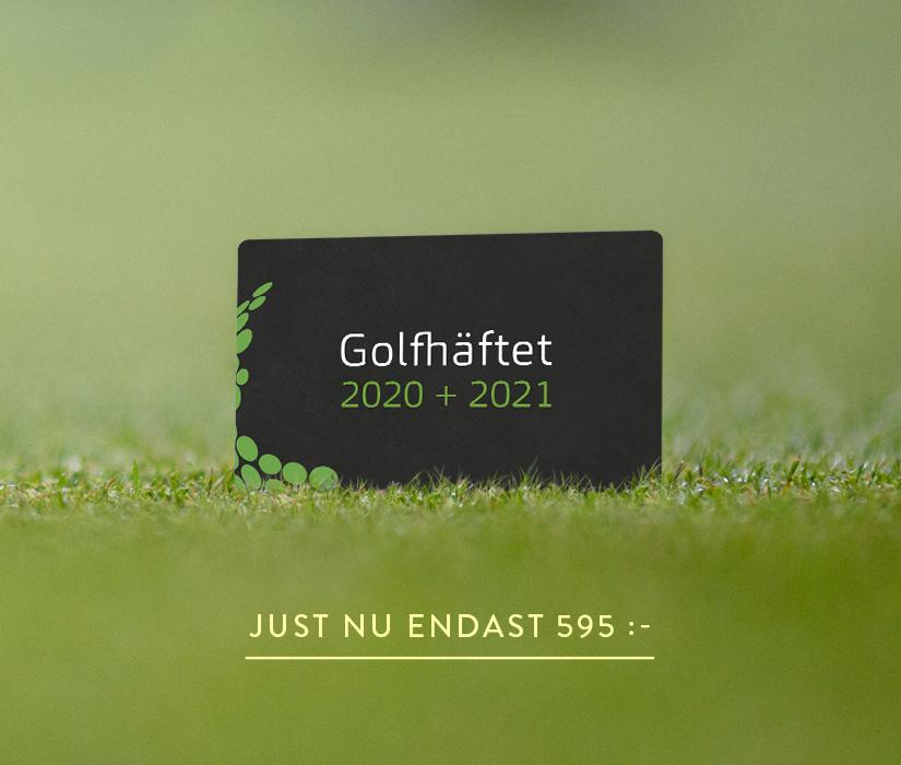 Golfhäftet 2020 + 2021