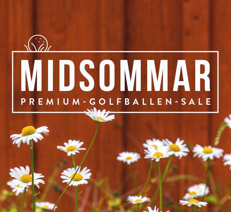 Midsommar Premium-Golfballen-SALE