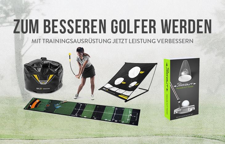Zum besseren golfer werden