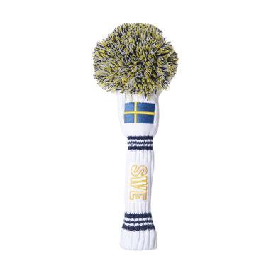 Swe Headcover Pompom