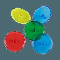 Markeringsknappar Neon