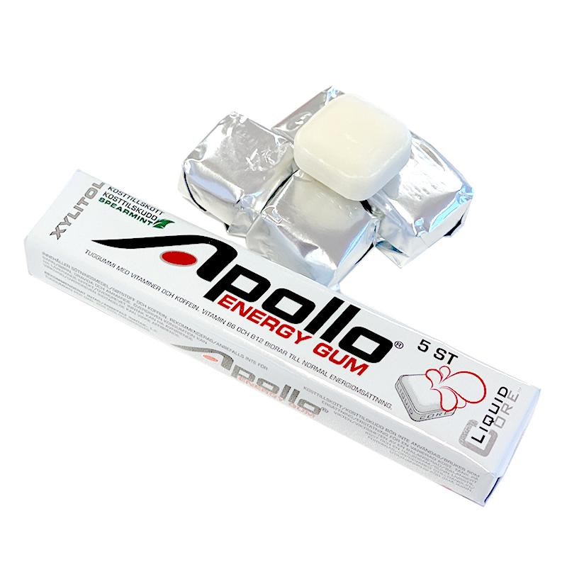 Apollo Energy Gum