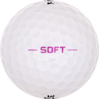 Golfboll av modellen Pinnacle Soft Lady