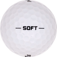 Golfboll av modellen Pinnacle Soft