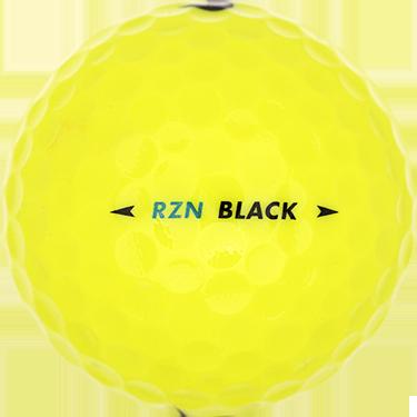 Nike RZN Black Gul