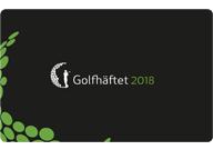 Golfhäftet 2018