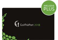 Golfhäftet 2018 ink. Plus