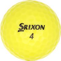 Golfboll av modellen Srixon Mix Gul