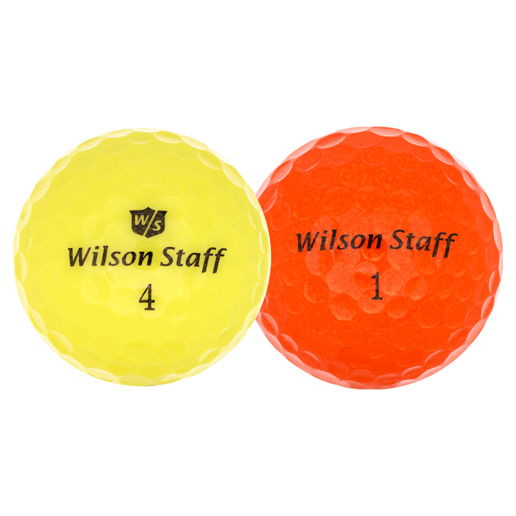 Wilson Staff Mix Färgade