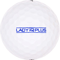 Golfboll av modellen Precept Lady iQ Mix