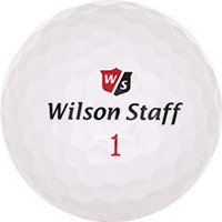 Golfboll av modellen Wilson Staff Mix