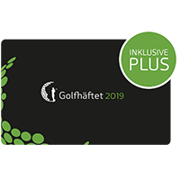 Golfhäftet 2019 ink. Plus