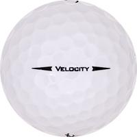 Golfboll av modellen Titleist Velocity (2018)
