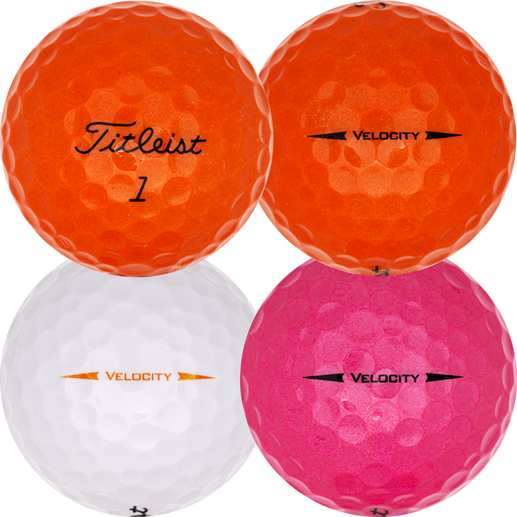 Titleist Velocity Farvede