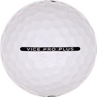 Golfboll av modellen Vice Pro Plus