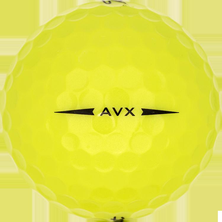 Titleist AVX Geel