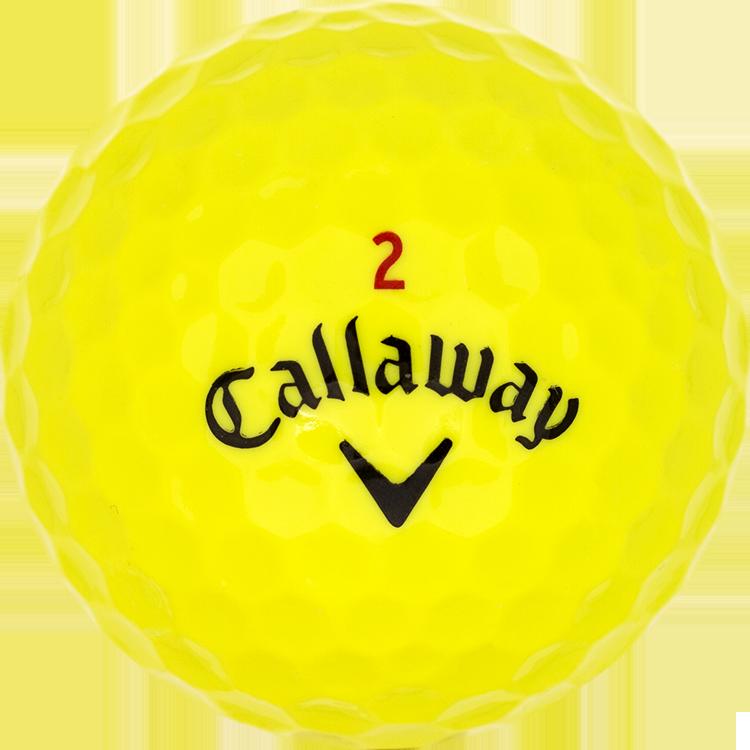 Callaway Chrome Soft X Gul