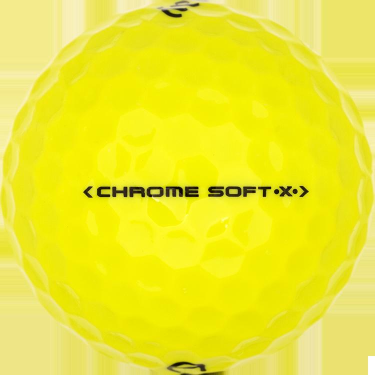 Callaway Chrome Soft X Gula