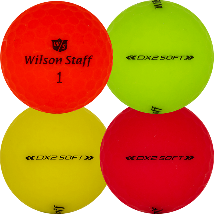 Wilson Staff Dx2 Soft Matt