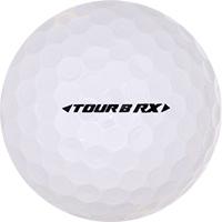 Golfboll av modellen Bridgestone Tour B RX
