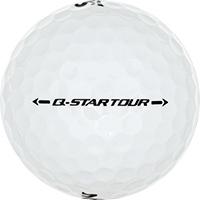 Golfboll av modellen Srixon Q-Star Tour