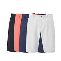 Under Armour - Performance Taper Shorts