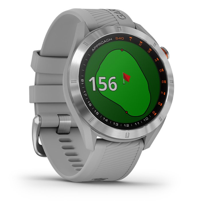 Garmin S40 Golffunktioner