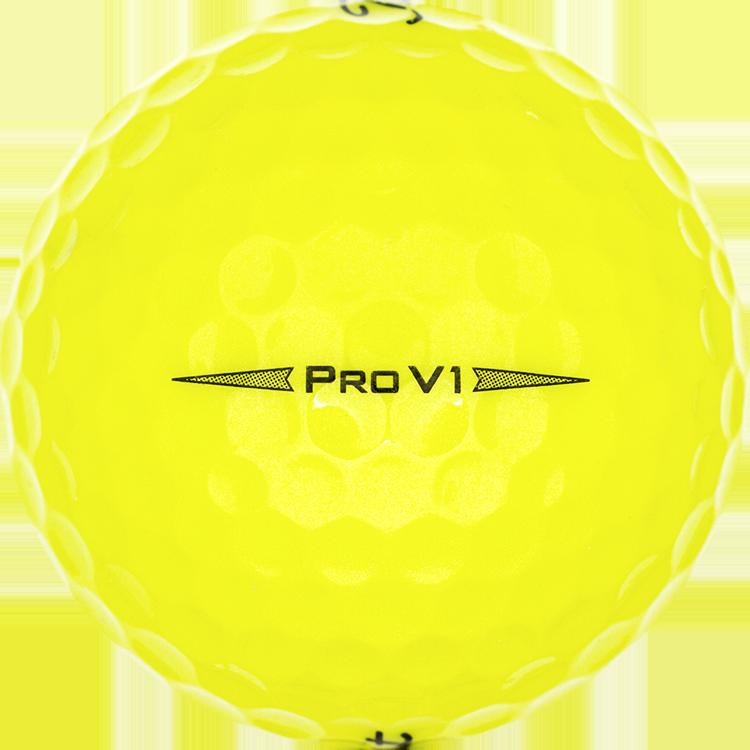 Titleist Pro V1 Gelb (2019)