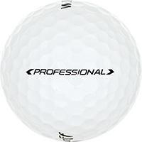 Golfboll av modellen Wilson Staff Duo Professional