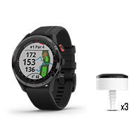 Garmin Approach S62 + CT10 Bundle