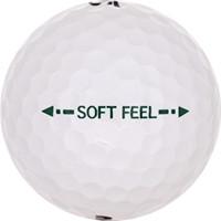 Golfboll av modellen Srixon Soft Feel