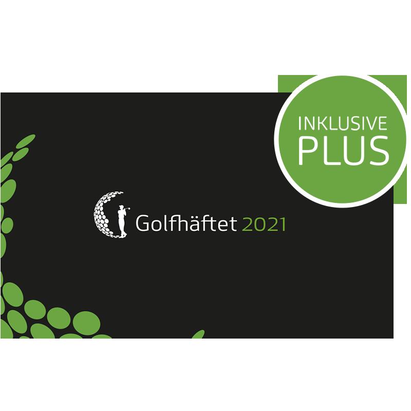 Golfhäftet 2021 ink. Plus