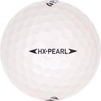 Golfboll av modellen Callaway HX Pearl