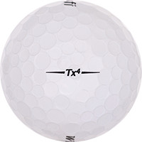 Golfboll av modellen Wilson Staff Tx4