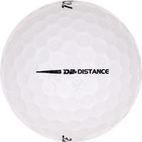 Golfboll av modellen Top Flite D2 Distance