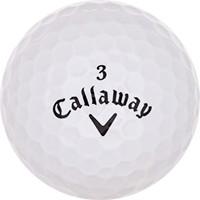 Golfboll av modellen Callaway Mix