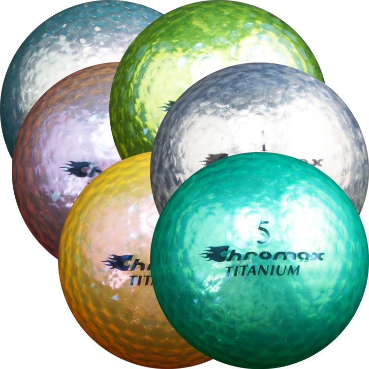 Chromax Titanium Metallic